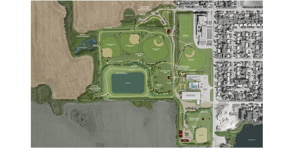 Currey Park Master Plan