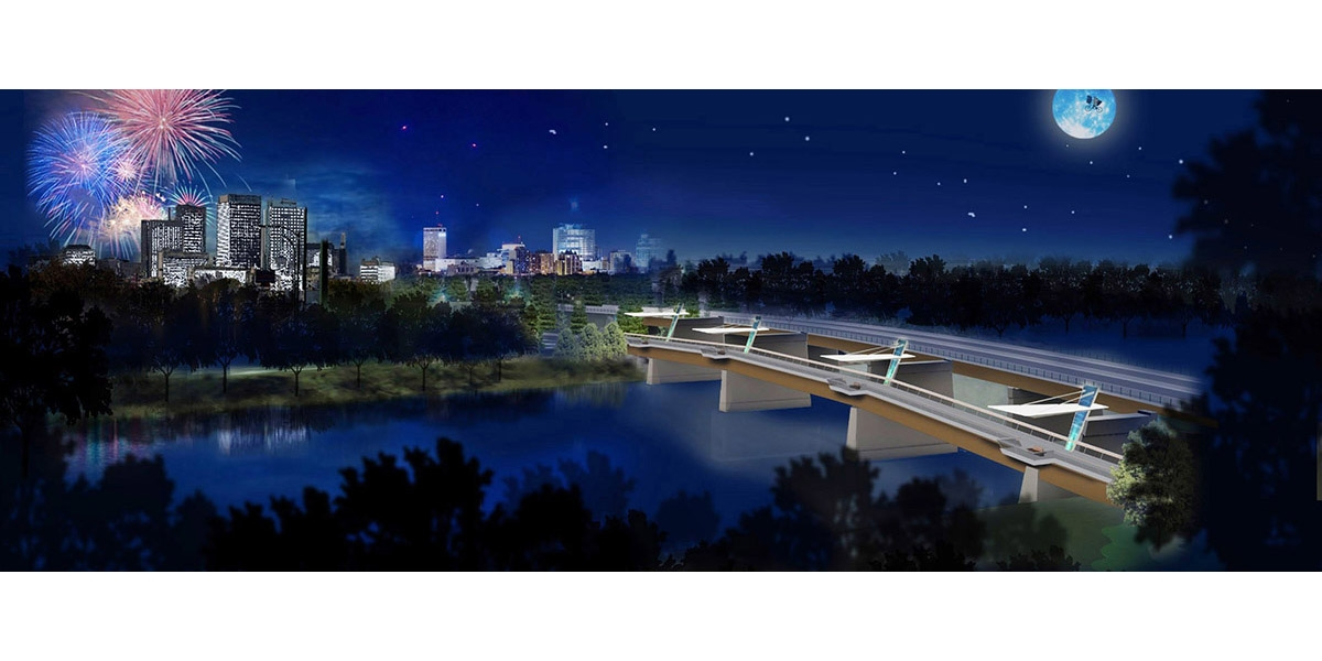Disraeli Bridges Project | See More