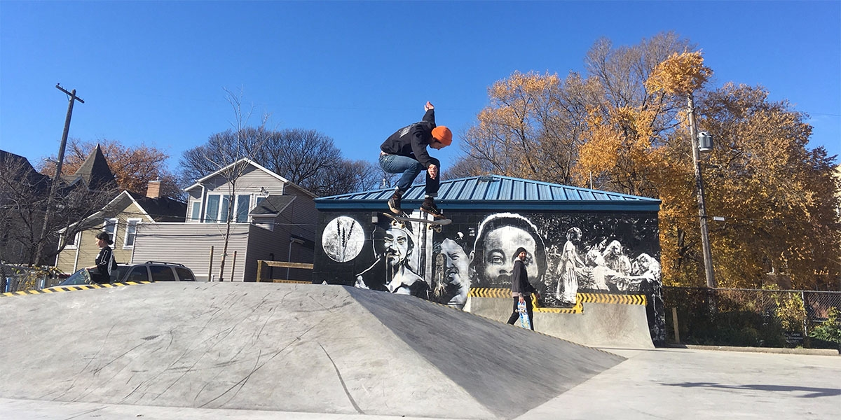 West Broadway Skate Spot