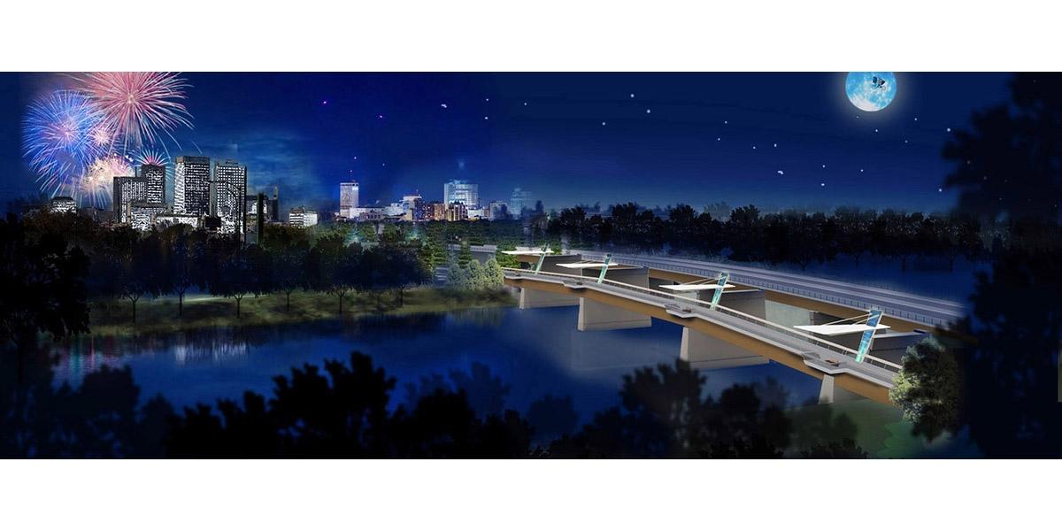 Disraeli Bridges Project | See More