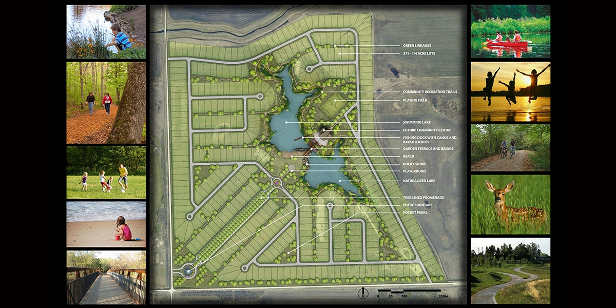 Bel Acres Subdivision